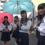 【JKナンパ】『同い年男子のチンポ見ませんか?』通学路で見つけたお嬢様女子校の生徒(処女)にガチ交渉した結果wwww
