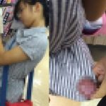 【個人撮影】本屋で立ち読みしてる小●生にザーメンをぶっかけてる投稿動画…日本終わった