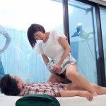 【モニタリング】『ぎこちない2人が仲良くなる方法教えます!』父の再婚で出来た新しい母(美人)と息子が1発10万円の筆おろしに挑戦!