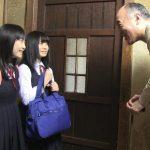 介護ボランティア課外授業で訪問先の絶倫ジジイに処女貫通された女子中学生2人