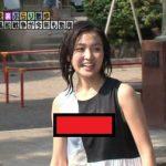 【放送事故】モヤさま・福田典子アナ(27歳)のビショ濡れ透けブラwww