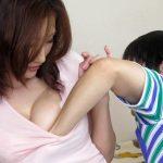 【おねショタ】小学生男児とSEXしたいショタコン巨乳お姉さんが近所の少年を誘惑して中出し誘導!