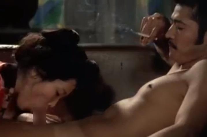 【動画あり】日本初の本番映画『愛のコリーダ』女性タレントが無修正でチ●ポ咥えて挿入してる濡れ場がこちら