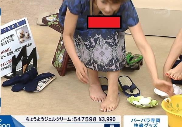 【放送事故】編集不可!生放送中の通販専門チャンネルで起こったオッパイ事故がこちらww
