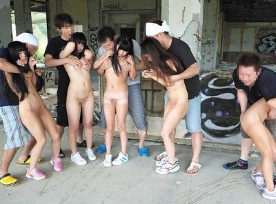 決して報道されない日本のタブー!山奥の集落で行われる近●●姦による子作り行事の禁断映像がこちら