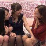 【素人レズナンパ】『ムリムリムリ!絶対ありえない!』というノンケの女友達同士が初めての貝合わせ体験ww