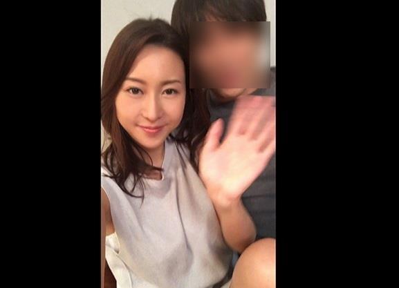 【個人撮影】彼女が4日間家族旅行で不在の間、彼女のお姉さんと夢中で中出ししまくった 松下紗栄子