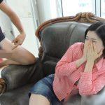 【海外ナンパ】国際問題覚悟!ポルノ未解禁の韓国で街行くウブな素人にセンズリ鑑賞させてみたww