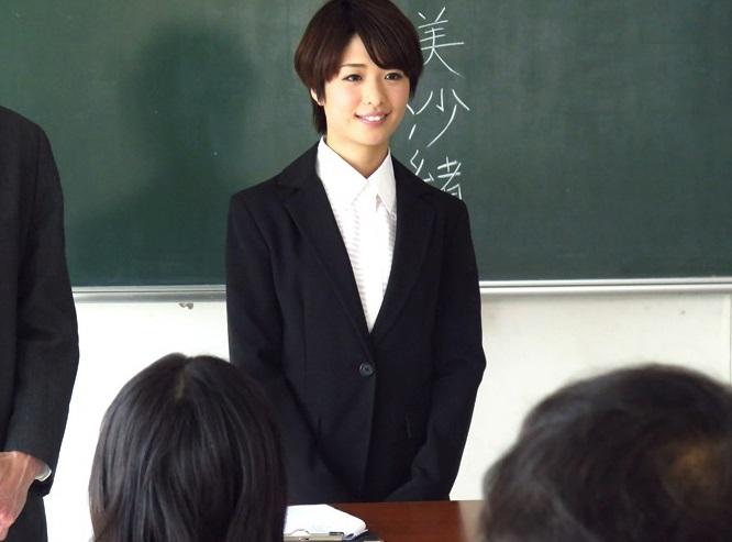 先生が僕を誘惑してる…!勘違いした童貞生徒に凌辱され続けた教育実習生の2週間の記録 川上奈々美