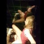 【衝撃!】JC?JK?個室トイレでクンニされてのけ反ってるパイパン少女が激写されるw