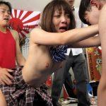 クラスのDQN軍団から助けてくれたのに…目の前で集団レイプされる女子に勃起してしまった僕。 広瀬うみ