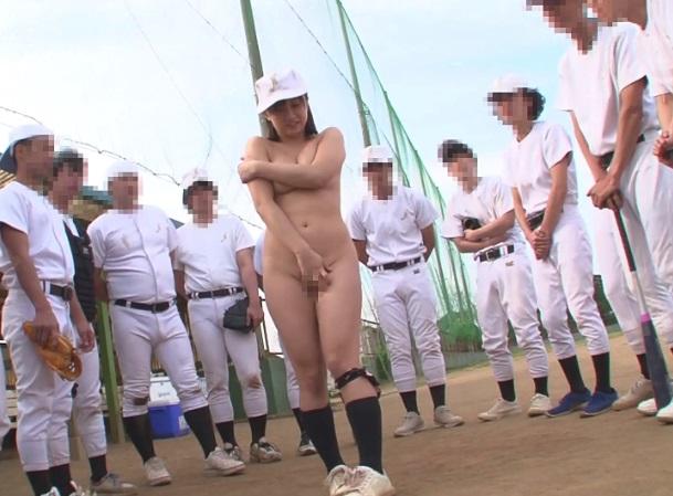 野球部、バスケ部、サッカー部…男子部員の性処理玩具にされた女子マネージャーたち