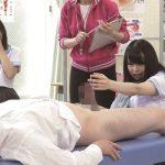 【羞恥】男子は天国、女子は地獄!身体の違いを全裸になって体験学習する保健体育授業