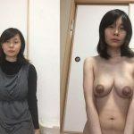 【画像40枚】ハンパねぇ生々しさ!人妻、熟女の普段着とヌードの比較画像が抜けまくると話題にww