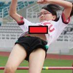 【画像40枚】乳首もワレメも丸見えやんけ!色んな女子スポーツのエロい決定的瞬間まとめ