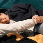 町内キャンプに参加した妻がテントの中で中出しされた衝撃的寝取られ映像  根尾あかり