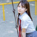 最初で最高の校則違反「真面目な女子が学校で初中出し」!松本いちか