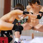 筋肉女子がプライドをかけてリング中央のチンポを奪い合う!「セックスリング」とかいうカオス競技がこちらw