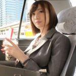【素人ナンパ】新宿で営業中のOLさんに押せ押せ交渉!イヤイヤっと断りながらも最後はチンポで喘ぎまくるwww