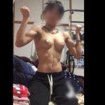 【レア画像42枚】腹筋バッキバキ!現役の陸上女子選手の自撮り全裸動画が大量流出wwwwwww